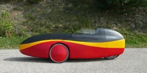 Les Vélomobiles Electriques: aussi Rapides et Confortables que les Automobiles, mais 80 fois plus Efficaces