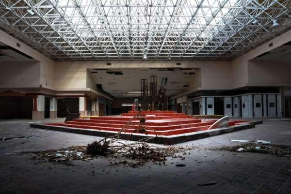 La disparition des centres commerciaux