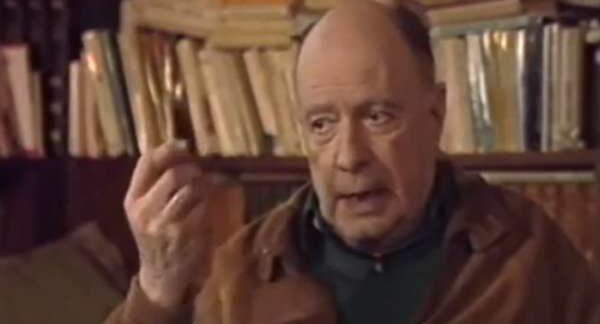 Un portrait de Jacques Ellul