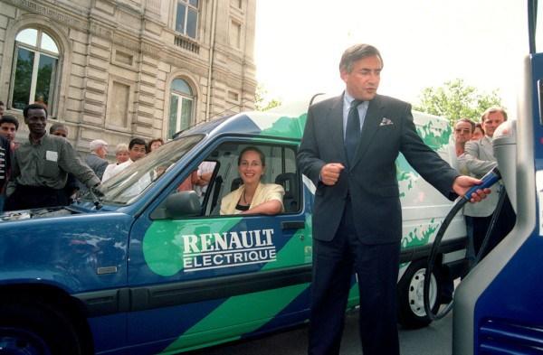 La voiture électrique, c'est Royal!