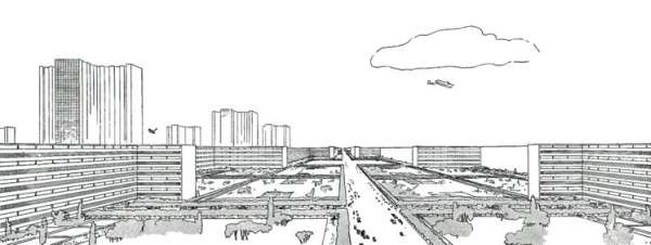 Le Corbusier-Plan-Voisin