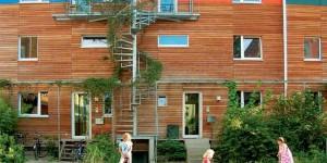 Arguments pour l'habitat sans voiture ou avec peu de voitures
