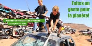 Journée mondiale sans voiture 2015