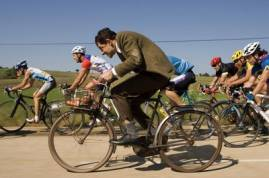 Je déteste les cyclistes