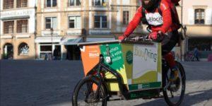 Livraisons à vélo