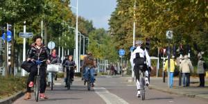 Les nouvelles autoroutes vélos envahissent le nord de l'Europe