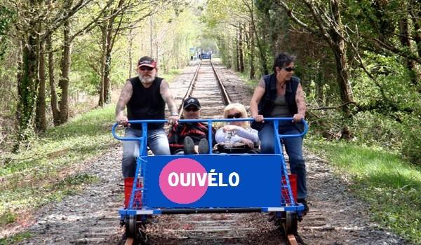 La SNCF lance Ouivélo pour remplacer ses trains