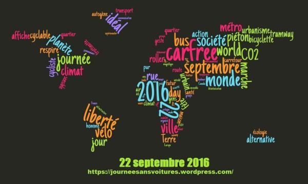 Journée sans voiture 2016