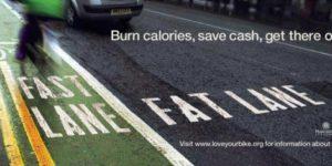 Les cyclistes augmentent l'espérance de vie des automobilistes