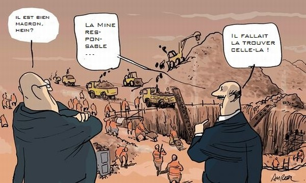 « Mine responsable », un nouvel oxymore (1/2)