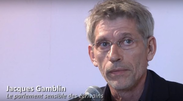 Le climat selon Jacques Gamblin
