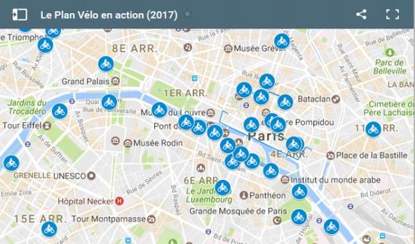 Paris capitale de la moto (et du scooter)