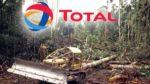 Des biocarburants à l'huile de palme ? Stop au délire TOTAL