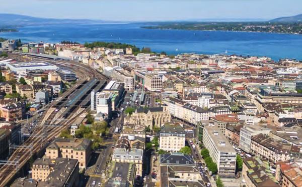 Les bienfaits de la ville dense remis au goût du jour par un géographe suisse