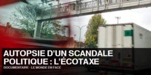 Autopsie d'un scandale politique: l'écotaxe