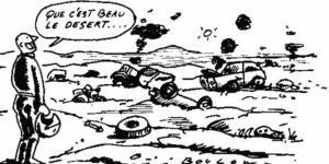 Le Dakar, la poursuite du colonialisme par d'autres moyens