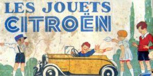 Papa, Maman et Citroën