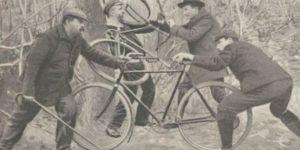 L'art de se défendre à bicyclette
