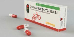 Les cyclistes commettent beaucoup moins d'infractions que les automobilistes