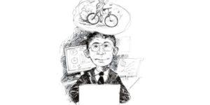 Le conducteur a raison, le cycliste a tout compris