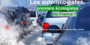Les automobilistes, premiers écologistes de France?