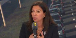 Pollution: quand le lobby automobile vient menacer Anne Hidalgo dans son bureau
