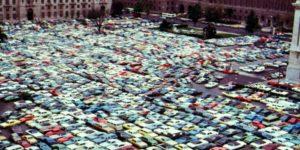 Culture de la voiture et paysage de la soustraction