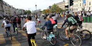 Le vélo, vers un changement d'échelle?