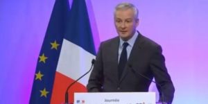 Bruno Le Maire contre les méchants communistes