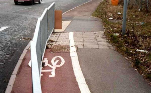 Rien ne vaut la piste cyclable bi-directionnelle!