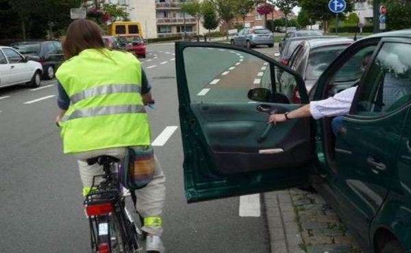 Faciliter le destin des cyclistes