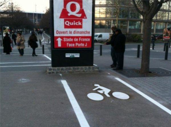 Le vélo, ça donne faim!