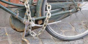 Comment ne pas se faire voler son vélo