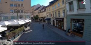 Ljubljana, la capitale sans voiture