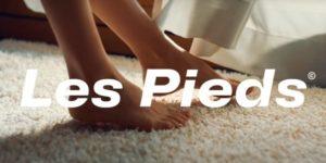 Les pieds. Disponibles 24 h / 24 h en bas de vos chevilles