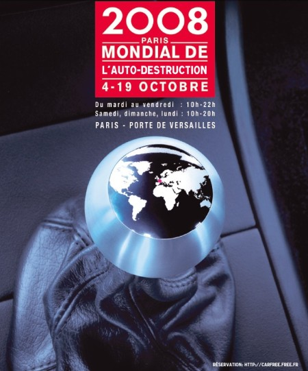 Mondial de l'Auto-Destruction 2008