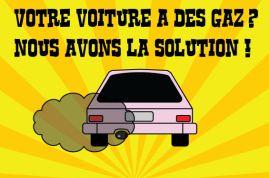 le pollutron ou la solution contre la pollution automobile. Black Bedroom Furniture Sets. Home Design Ideas